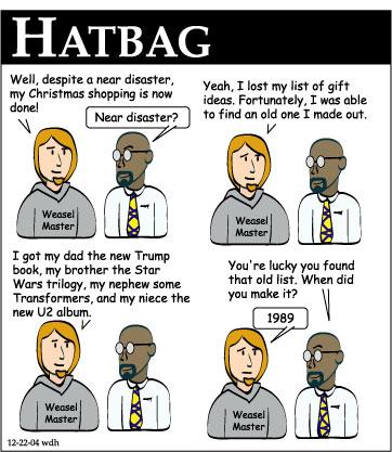 Hatbag